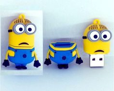 NEW Cute Despicable ME Minion 32GB USB Memory Stick USB Flash Drive U Disk Gift | eBay