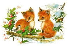 Little Foxes (88 pieces)