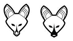 cara guará Maned Wolf, Tatoos, Fantasy, Logos, Wolves, Design, Tattoos, Personal Taste, Animals