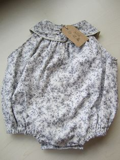Baby Romper by peixe-aranha, via Flickr