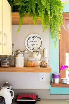 O Dia de Hoje e a Cozinha da Fran   Casa de Valentina
