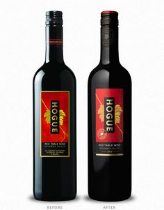 Hogue Cellars Constellation Brands Inc Cf Napa Brand Design