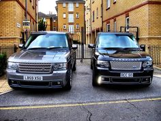 Overfinch Range Rover Vogues