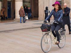 Italian Cycle Chic. Credit: Joice Preira