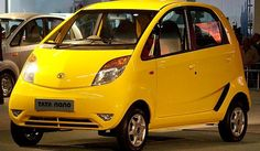 Admittedly, appearance wasn't a design priority for the Nano, which is intended for Indians too poor to buy a regular car. But that doesn't excuse its egg-like stylings. Even the snub hood and tiny tires can't draw the eye from the car's domed top.