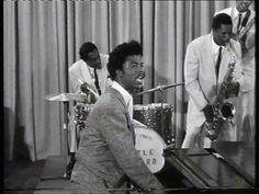 """Little Richard - """"Long Tall Sally"""" - from """"Don't Knock The Rock"""" - HQ 1956"""
