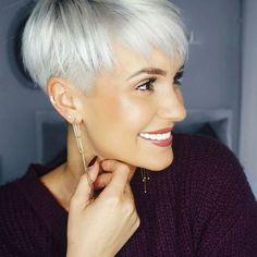 10 kortgeknipte modellen in de mooiste blond tinten die jij ook eens moet proberen! - Kapsels voor haar