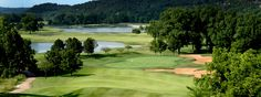 #8 Mountain Osage National Golf Resort, Missouri's only Arnold Palmer Signature course, rated 4 Stars by Golf Digest.