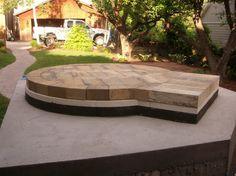 Garden Fountains For Sale, Pizza, Backyard, Patio, Brick, Building, Outdoor Decor, Ovens, Home Decor