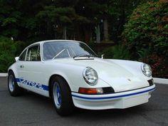 1973 911 Carrera