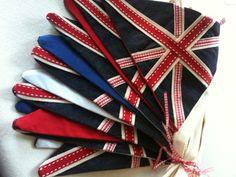 Fabulous Union Jack Bunting!