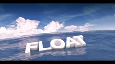 Floating on the Ocean in Cinema 4D on Vimeo