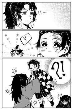 Anime Demon, Manga Anime, Anime Art, Slayer Meme, Demon Slayer, Demon Hunter, My Hero Academia Manga, Cute Anime Couples, Doujinshi