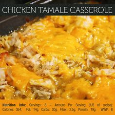 Skinny Chicken Tamale Casserole   Skinny Mom   Tips for Moms   Fitness   Food   Fashion   Family