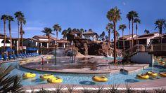 Omni Rancho lazy river