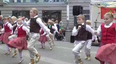 Münster: Lettischer Kinder-Folkstanz 2