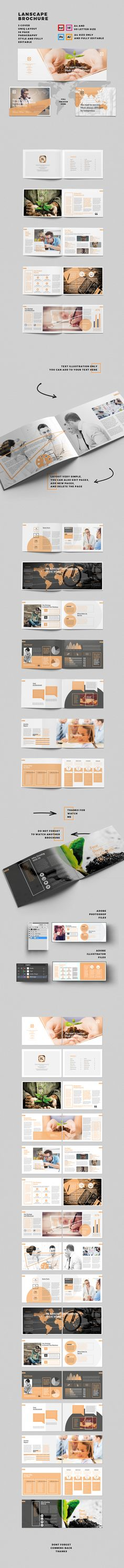"Check out this @Behance project: ""Report Brochure"" https://www.behance.net/gallery/42124007/Report-Brochure"