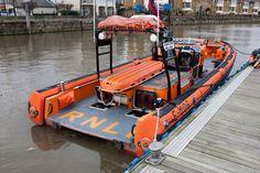 RNLB Chiswick, River Thames, E Class Mk 1, RNLB E-006 Joan and Ken Bellamy