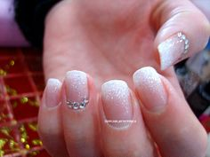 "Photos of winter wonderland Nails   winter wonderland"" nails :)   Nails"