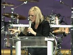 Breaking Generational Curses  # 1 - PASTOR PAULA WHITE - 12/06/12- 7.00 p.m. * please note~ I have not personally watched this.  I am pinning to watch later.  VAB*