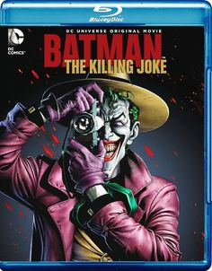 Бэтмен: Убийственная шутка / Batman: The Killing Joke (2016/BDRip/HDRip)  Сюжет построен на том, что Бэтмен устал от борьбы с Джокером (Как по мне и сам Джокер устал пытаться сломать Бэтмена и показать, что даже герой может сойти с ума и стать злодеем.) и он понимает, что вся эта борьба приведёт к гибели одного из них или обоих. И он пытается поговорить с Джокером, закончить все это. Они две противоположности одной сути. А что из этого выйдет, вы узнаете сами.