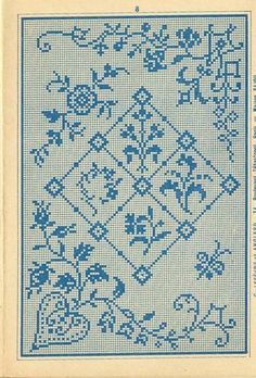 Original Document used to be located at La maison d'Anaël I want to thank Gizela from the Czech Republic for charting the Pattern Maker ...