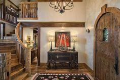 Like large arched door w/peep hole  Pocatello Foyer