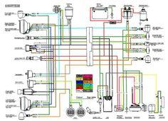 22 Go kart info ideas | go kart, automotive electrical, 150cc | Twister Hammerhead Wiring Diagram |  | Pinterest