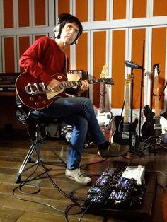 Les Paul w/ Bigsby - Johnny Marr