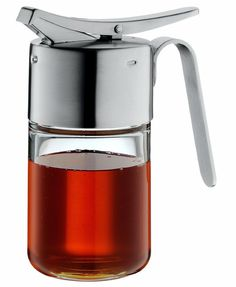 WMF Kult Honey/Syrup Dispenser $34.95 TOTAL PRICE...LOWEST PRICE GUARANTEE...PICK UP OR WE WILL SHIP FREE WORLDWIDE...100% MONEY BACK SATISFACTION GUARANTEED...WEBSITE: www.shopculinart.com