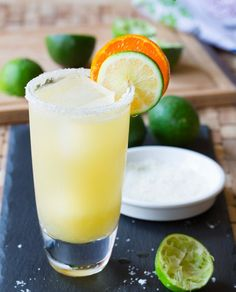 Margarita Recipes For Any Time You Feel Like One