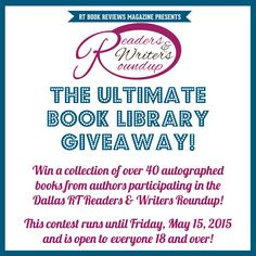 I want to win the @rtroundup #UltimateEbookLibrary Giveaway!