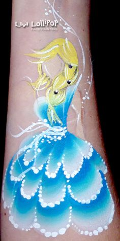 Face Painting Fairy-