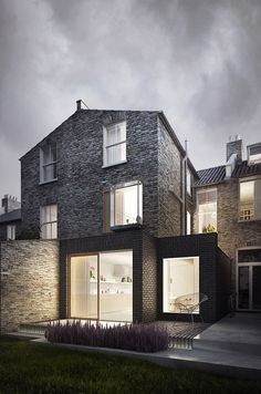 Kensington - house extension