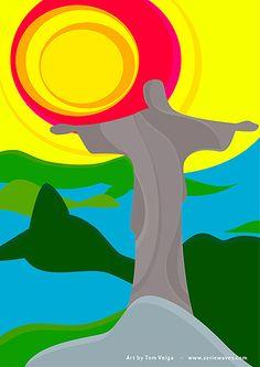 Cristo Redentor Rio de Janeiro- Brasil