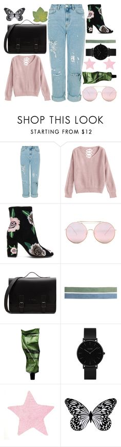 """""""Try Harder"""" by gabrielledixon ❤ liked on Polyvore featuring Rebecca Minkoff, AQS by Aquaswiss, Aesop, CLUSE, Visionnaire and Trans-Ocean"""