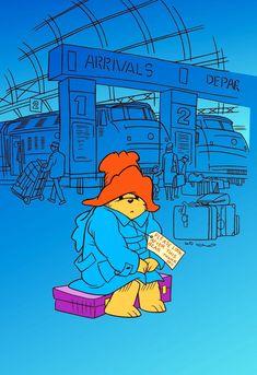 Paddington Bear Kid Movies, Family Movies, Paddington Bear, Kids Shows, Children's Literature, S Stories, The New Yorker, I School