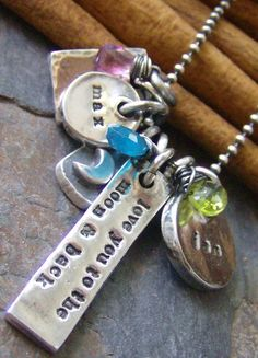 Hey, I found this really awesome Etsy listing at https://www.etsy.com/listing/60836543/eclectic-moon-hand-stamped-fine-silver