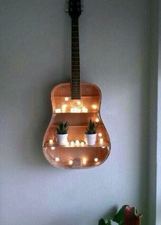 Guitar shelf DIY bedroom projects for men 11 fantastic human cave ideas, check it… - Diyideasdecoration.club - Guitar shelf DIY bedroom projects for men 11 fantastic human cave ideas, check it … - Diy Projects For Bedroom, Diy Projects For Men, Wood Projects, Craft Projects, Bedroom Crafts, Weekend Projects, Projects To Try, Guitar Decorations, Music Room Decorations