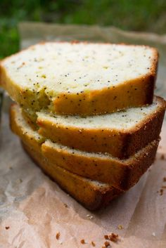 NYT Cooking: This lemon poppy seed poundcake is summery and quick to make, and perfect for a picnic. One tip: cut up the poundcake before the picnic but leave it in the baking pan. It makes it easier to transport, and the pan protects it, too. Then serve it on its own, with ripe berries, and let the ants enjoy the crumbs.