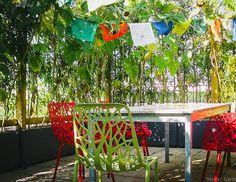 Tröge sind in vielerlei Grössen und Farben erhältlich und bieten vielfältige Begrünungsmöglichkeiten für Balkone, Terrassen oder als Strukturelemente im Garten.