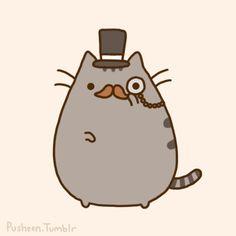 cartoon cat | Tumblr | We Heart It