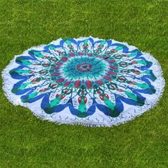 wonderful piece of beach throw with handicrunch at best price. Apply a coupon code <ROUND30> , and get 30% off.