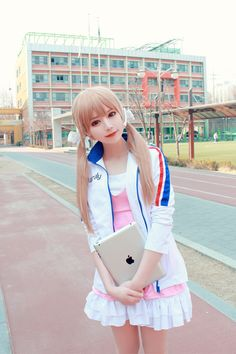Seol(Seol♥) Nana Sakurai Cosplay Photo - Cure WorldCosplay