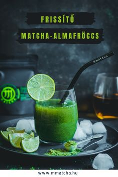 Matcha, Healthy Snacks, Healthy Recipes, Good Food, Yummy Food, Little's Coffee, Vegas, Vegan Kitchen, Best Dishes