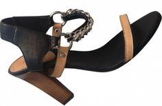 Je viens de mettre en vente cet article  : Sandales à talons Maje 125,00 € http://www.videdressing.com/sandales-a-talons/maje/p-3211009.html?utm_source=pinterest&utm_medium=pinterest_share&utm_campaign=FR_Femme_Chaussures_Sandales%2C+nu-pieds_3211009_pinterest_share