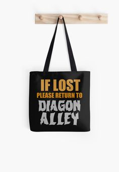 IF LOST PLEASE RETURN TO DIAGON ALLEY by Divertions