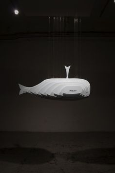 Whales and Their Enemies on the Behance Network in Data visualization