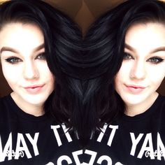 Makeup #black #hair #mac #makeup