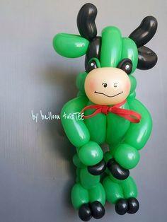 Balloon Ideas, Balloon Decorations, Balloon Face, Balloon Animals, Art Forms, Balloons, Sculptures, Horses, Party
